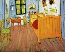 Van Gogh - Das Schlafzimmer