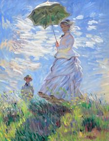 Monet - Die Promenade