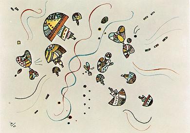 Kandinsky - Das letzte Aquarell