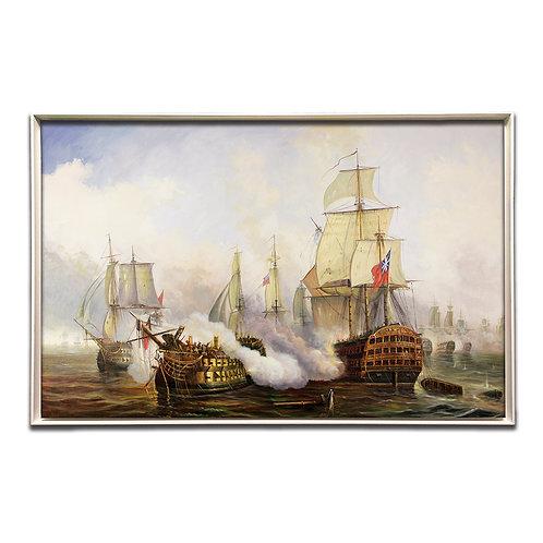 Die Schlacht von Trafalgar