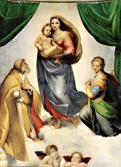 Raphael - Die Sixtinische Madonna