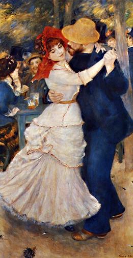 Renoir - Tanz in Bougival