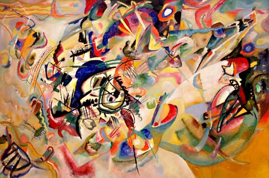 Kandinsky - Komposition VII