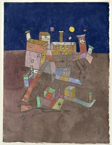 Paul Klee - Partie aus G