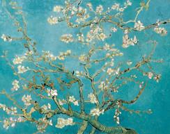 Van Gogh - Blühende Mandelbaumzweige