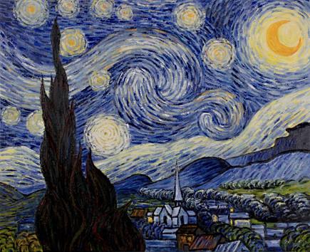 Van Gogh - Sternennacht