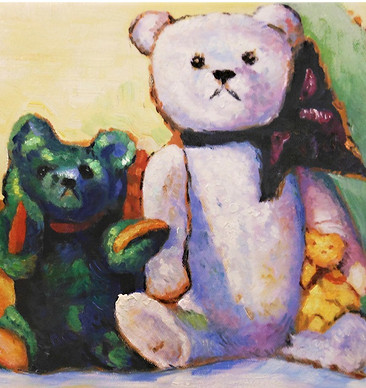 Jawlensky - Die Bärenfamilie