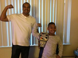 Meet our Newest Match: Big Artero & Little Christian