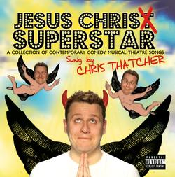 Jesus CHRIS Superstar Album over