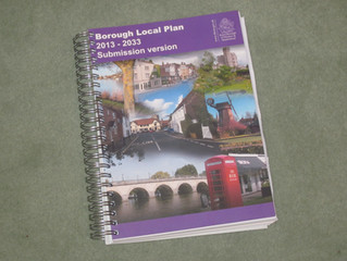 Borough Local Plan: Time for a Rethink?