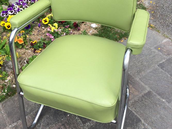 fauteuil de bureau vintage !