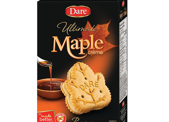 Ultimate Maple Crème Cookies