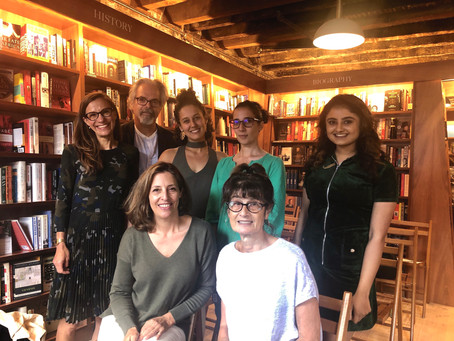 Taking the Conversation Home: A Reading at McNally Jackson