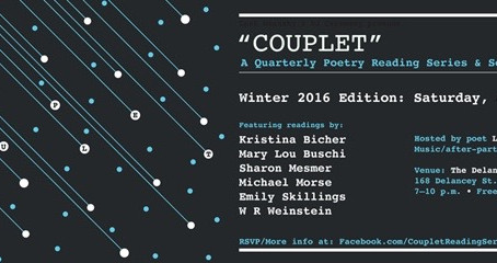 COUPLET rescheduled to Jan. 30