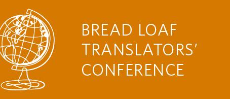 Bread Loaf Translators' Conference