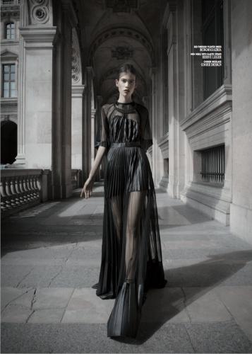 Noire, Le Mile Magazine