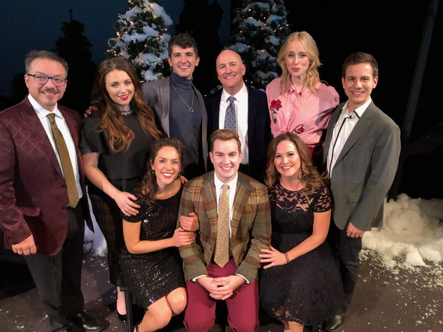 RMRT's Home For the Holidays Cabaret