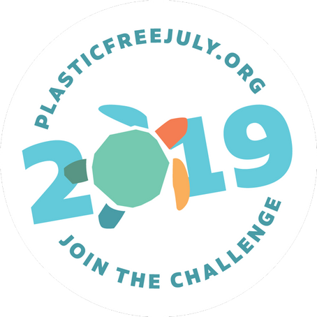 Help your guests stick to #plasticfreejuly pledges