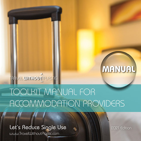 Let's Reduce Single-Use Manual and Toolkit
