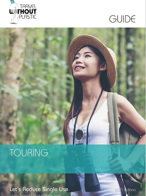 Let's Reduce Single Use for Tour Operators