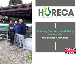 Food Waste & Compost for towns and citie