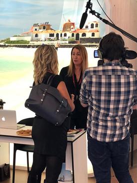 Interviewing Lisa at WTM.jpg