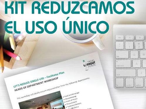 Kit Herramientas - Reduzcamos El Uso Único