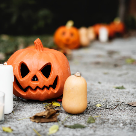 How to rock a plastic free Halloween in your hotel