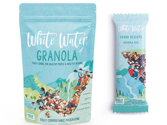 Granola Eco Friendly Packaging