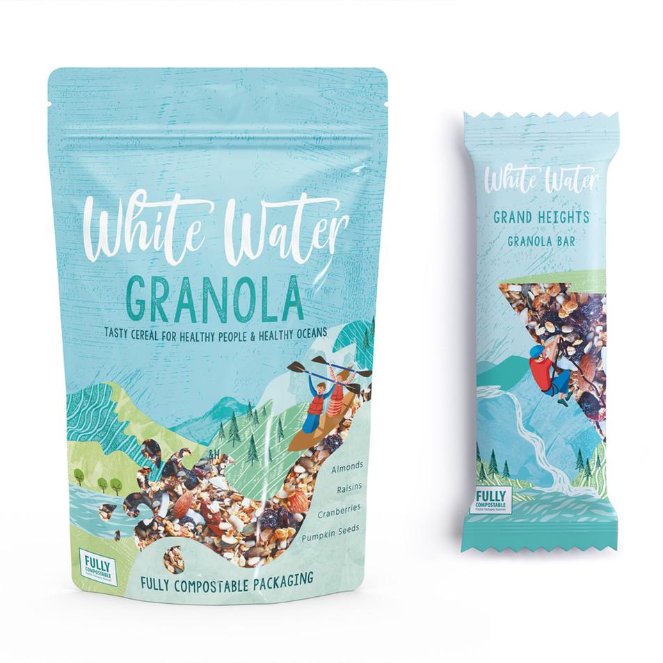 Granola Eco Packaging Design