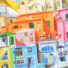 Naples Amalfi Coast Buildings