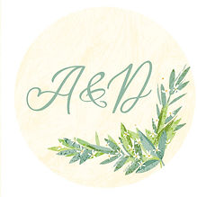 Sticker for wedding invitations, bespoke illustrated wedding stationary, Jenny Daymond Design and Illustration