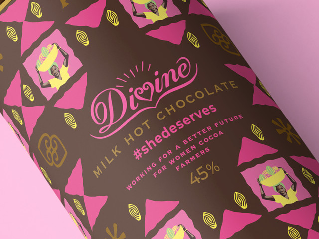 #shedeserves Fairtrade Packaging Design Concept