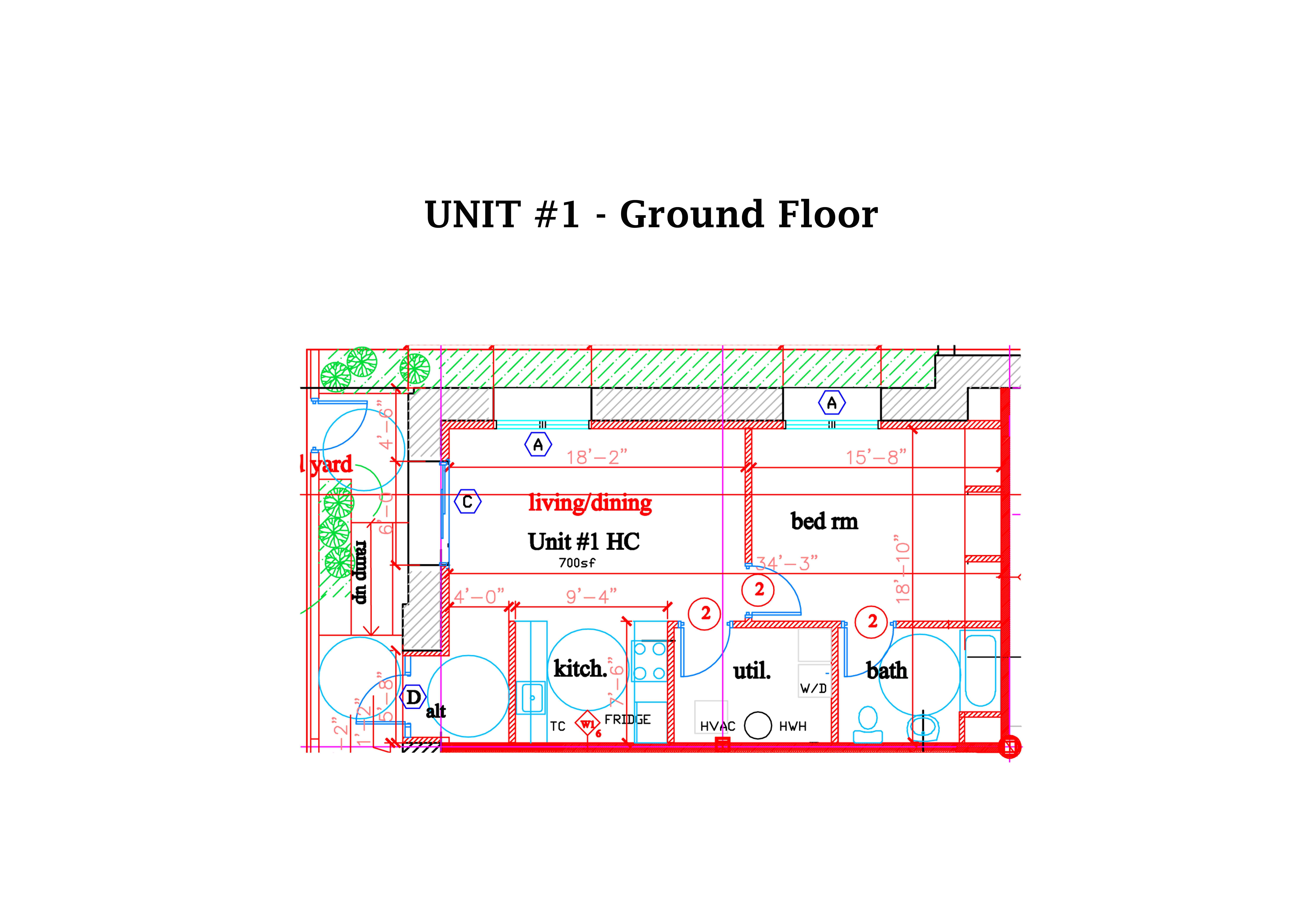 Unit 1- Ground Floor