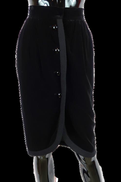Yves Saint Laurent Tulip Skirt