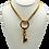Thumbnail: Gucci Key Pendant