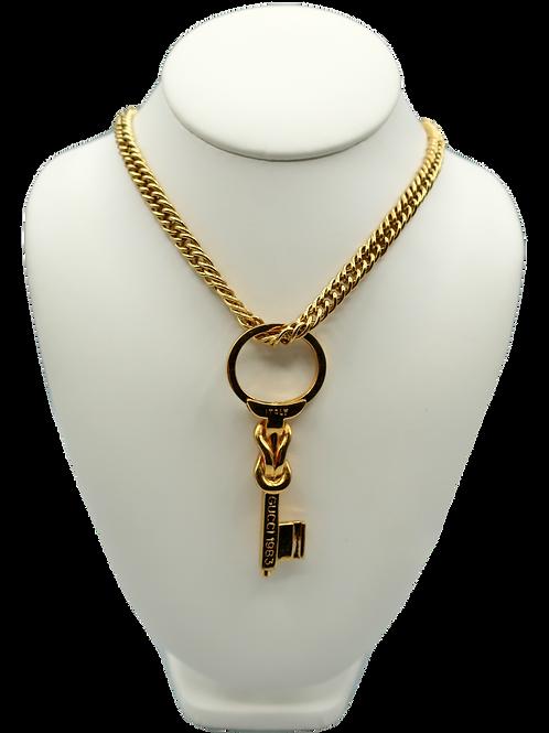 Gucci Key Pendant