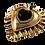 Thumbnail: Versace Heart Brooch