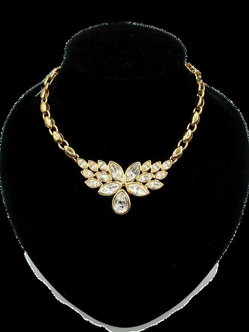 YSL Crystal Necklace