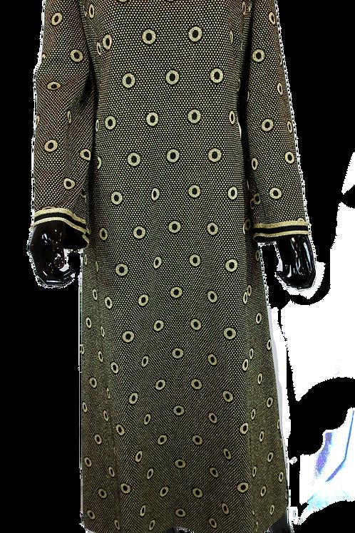 Balmain Tricot Long Dress