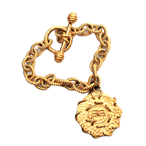 Balenciaga Monogram Bracelet