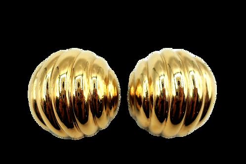 Guy Laroche Clip-on Earrings