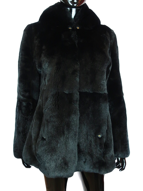 Chanel Fur Orylag Jacket