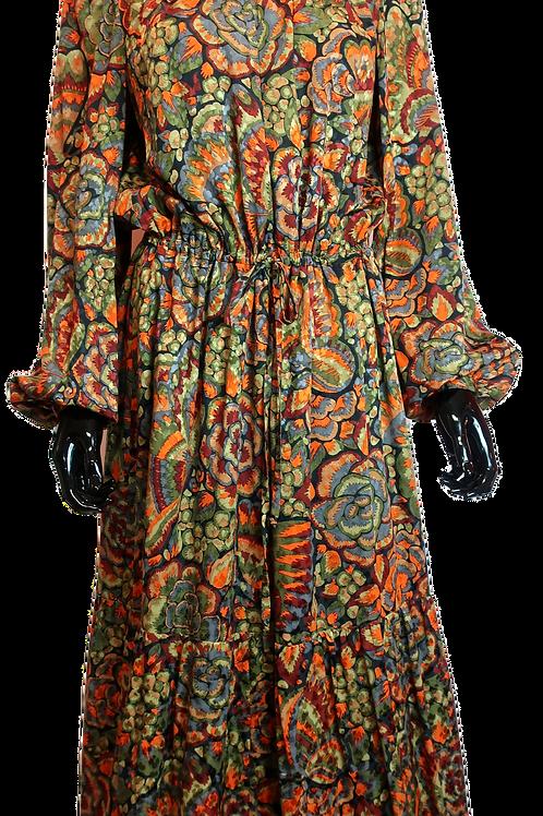 Chanel Camellia Dress
