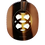 Thumbnail: Hermès Buffalo Horn Necklace