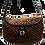 Thumbnail: Rodo Raffia Mesh Bag