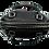 Thumbnail: Fendi Selleria Black Leather Handbag