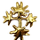 Thumbnail: Christian Lacroix Cross Brooch