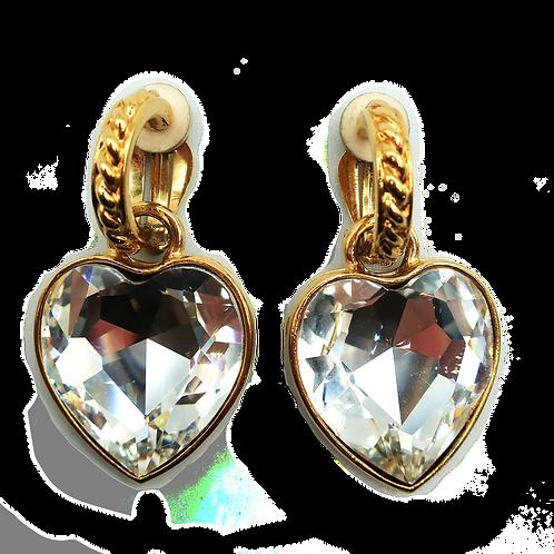 Agatha Crystal Earrings