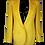 Thumbnail: Burberry's Yellow Blazer